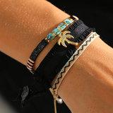 Oyster black armband_