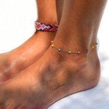 Fußketten rainbow fiesta_