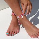 Fußketten cotton coral reef_