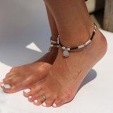 Fußketten dreamcatcher black_