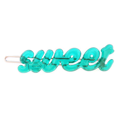 Haarspange sweet turquoise