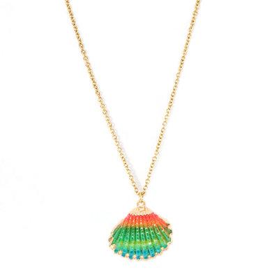 Kette shell rainbow