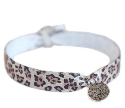Fußketten leopard Coin