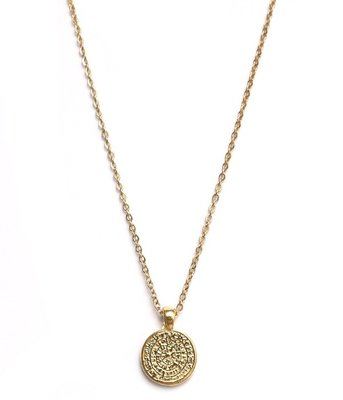 Kette Coin gold