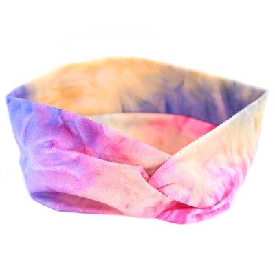 Haarband tie dye no. 2