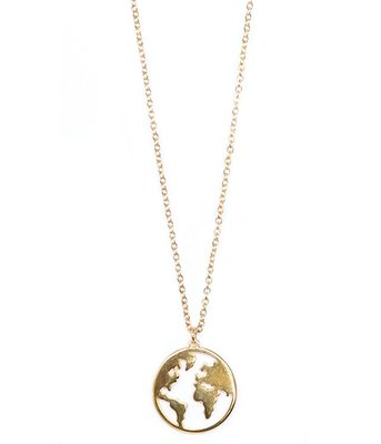 Kette Earth gold