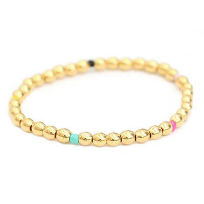 Armband golden summer