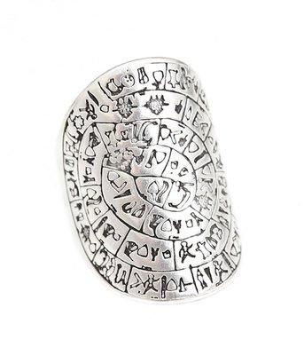Ring - Hieroglyphe