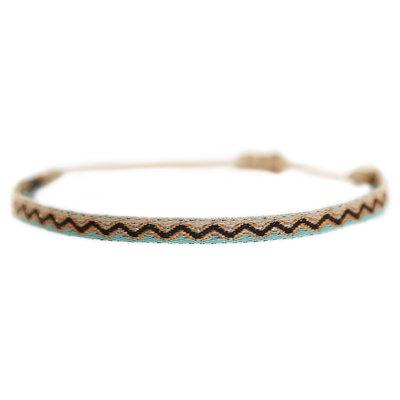 Armband Aztec wave