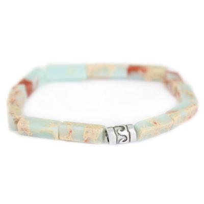 Beachlife armband Ice