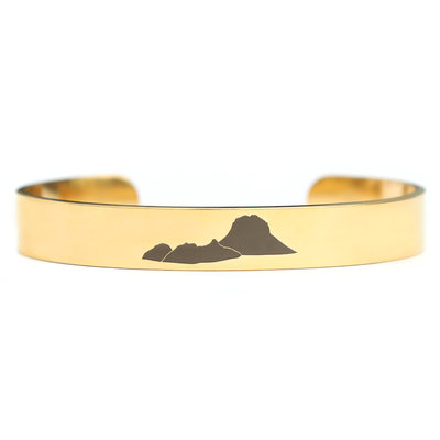 Es Vedra Armband gold