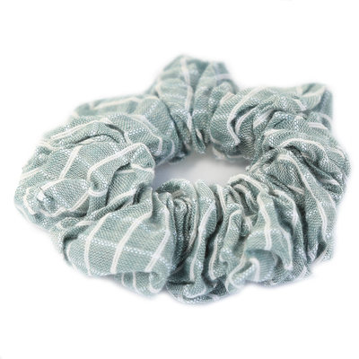Scrunchie zahar green