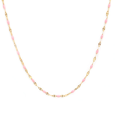 Kette little chain pink