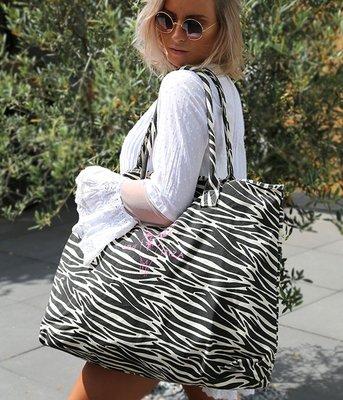 Zebra Umhängetasche