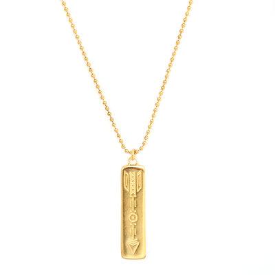Kette Touareg gold