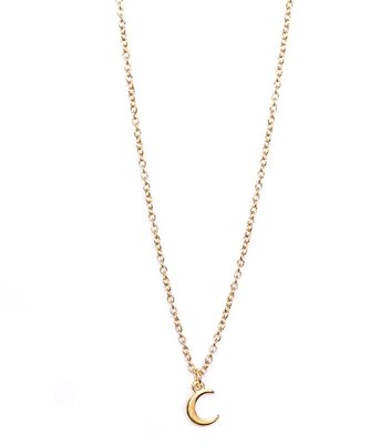 Kette Moon gold