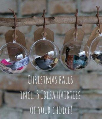 Kombinieren Sie Ihre eigene Weihnachtskugel