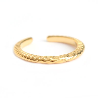 Ring gold pattern