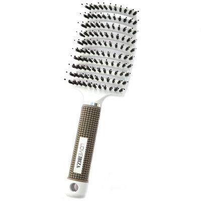 Anti-Tangle Haarbürste white