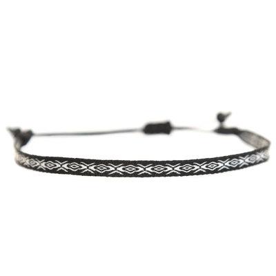 Armband Aztec black