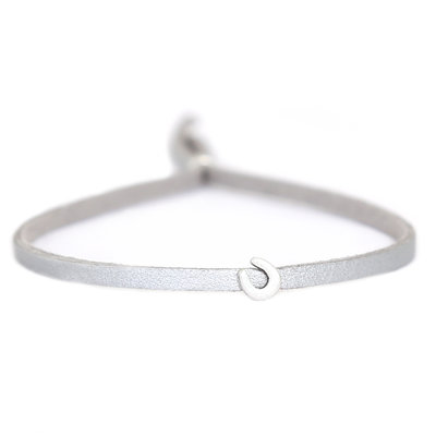 Armband for good luck - silver