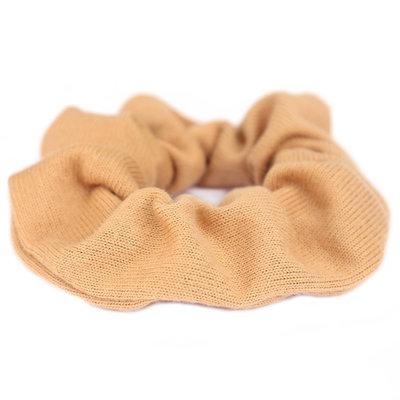 Scrunchie jersey sand
