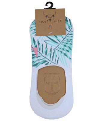 Sneaker socke palm