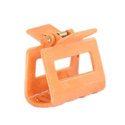 Haarspange bright orange