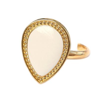 Ring versailles cream