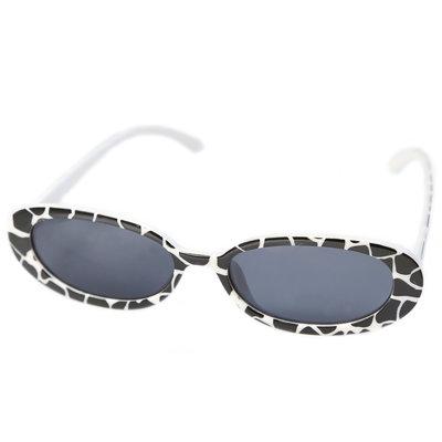 Sonnenbrille boho zebra