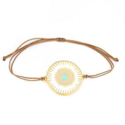 Armband sol gold