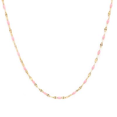 Kette little chain pink
