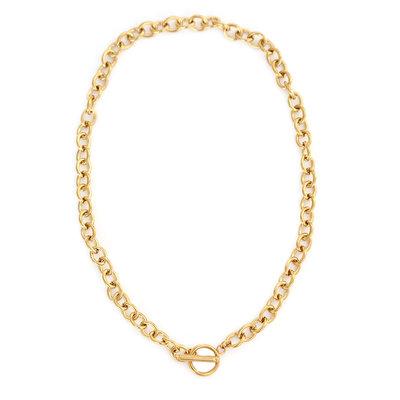 Kette chain trend gold
