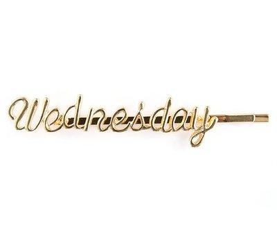 Haarnadel Wednesday