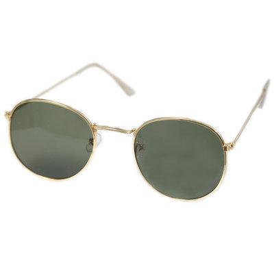 Sonnenbrille pilot brown green