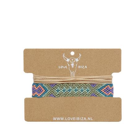 Armbänder set cotton surf