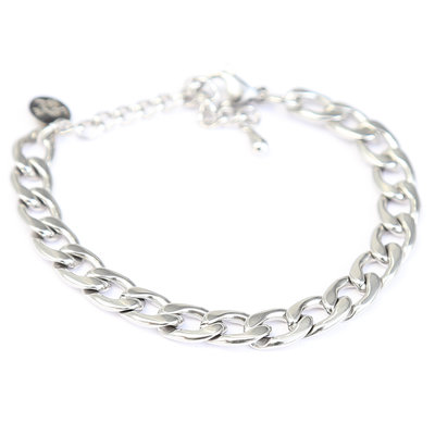 Armband Chain silver