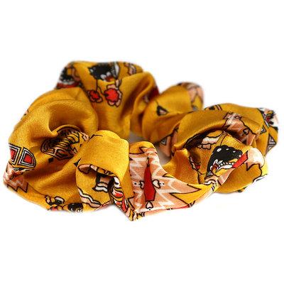 Scrunchie indian ocher