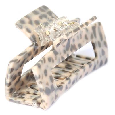 Haarspange straight cheetah