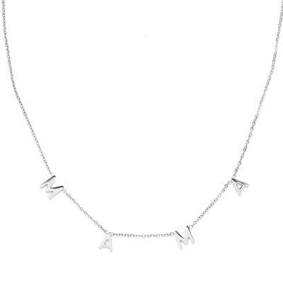 Kette MAMA silver