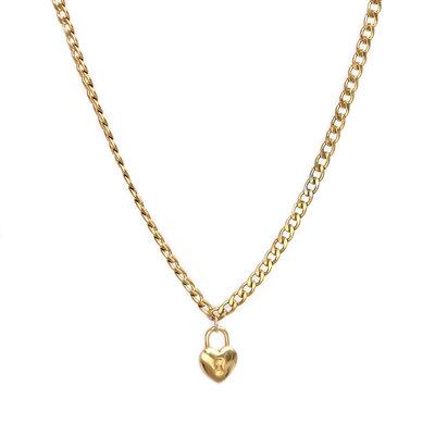 Kette chain heart