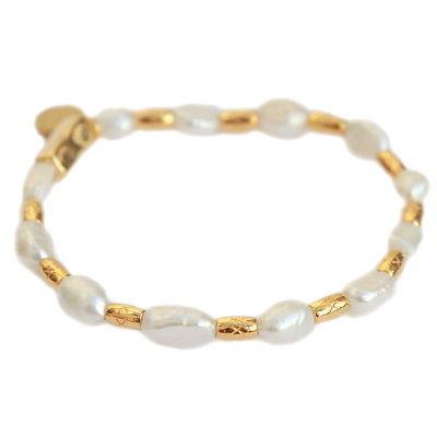 Armband queen of pearls