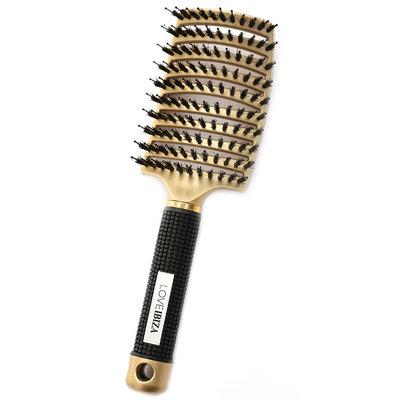 Anti-Tangle Haarbürste gold