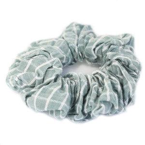 Scrunchie zahar green
